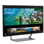 """32"""" Monitor HP Pavilion V1M69AA für 279€ (statt 337€) QHD, WVA+, HDMI, DisplayPort, USB, 7ms"""