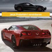 *466 PS* Kostenlose Probefahrt mit der Corvette Stingray