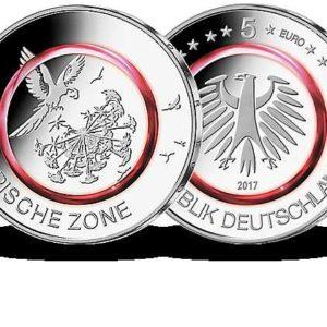 5 Euro Münze Tropische Zone Für 995 Zzgl 695 Versand