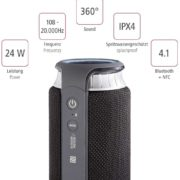 Hama Bluetooth-Lautsprecher Soundcup-L