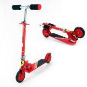 Ferrari Kid Scooter Cityroller (faltbar) für 39,79