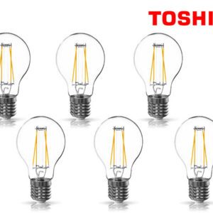6x Toshiba Dimmbare Led Lampen E27 Monsterdealz De
