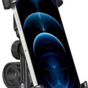OMOTON Smartphonehalterung (Fahrrad, Motorrad) für 9,99€