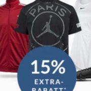 Engelhorn Sports: 15% auf Ballsportarten