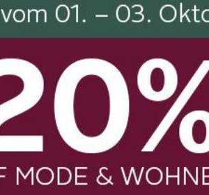 Otto 20 Auf Mode Und Wohnen Monsterdealzde