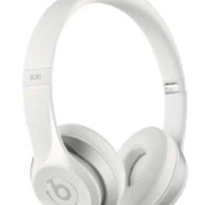 MediaMarkt: BEATS Solo 2 Kopfhörer weiß für 74