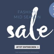 Engelhorn: 15% Extra im Fashion Midseason Sale