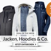 Engelhorn Sport: 10% auf Jacken, Hoodies & Co.