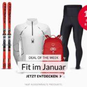 "Engelhorn Sport: 15% Extra auf ""Fit im Januar"""