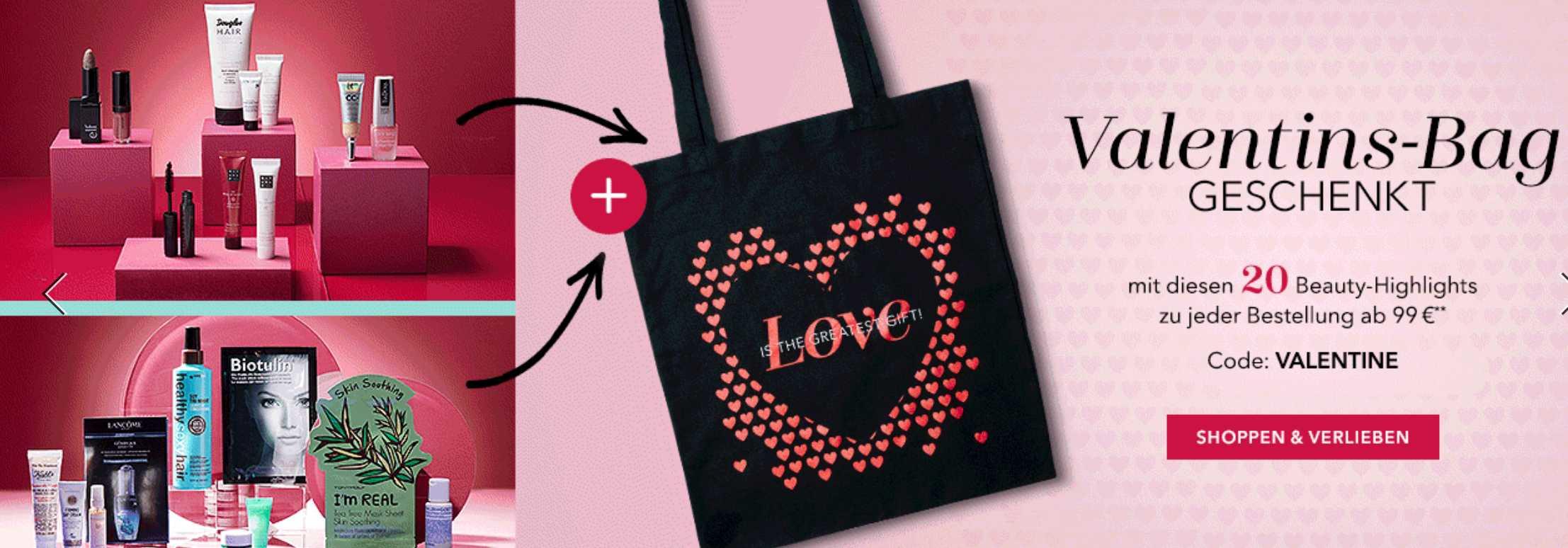 Douglas gutscheincode valentinstag