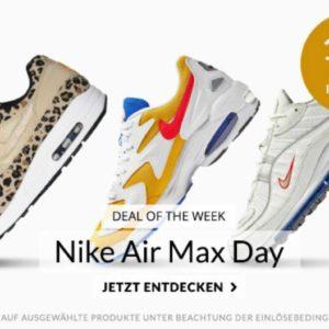 new design latest design affordable price Engelhorn Sports: 10% Extra auf Nike Air Max MonsterDealz.de