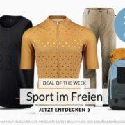 Engelhorn Sports: 15% Rabatt auf Sport im Freien