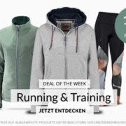 Engelhorn Sports: 15% Extra-Rabatt auf Running & Training