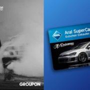 Groupon: AralSupercard kaufen & Zusatzkarte erhalten