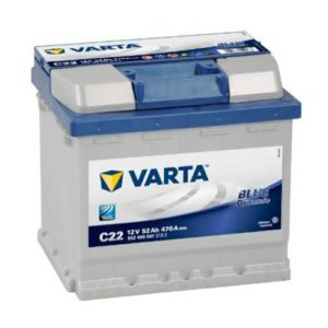 varta blue dynamic 12v autobatterie amazon. Black Bedroom Furniture Sets. Home Design Ideas