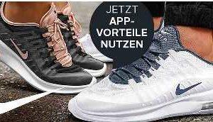 OTTO App zuätzlich15% Rabatt auf alle Nike Air Max