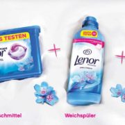 Lenor Gratis Testen Aktion