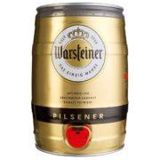 Warsteiner Premium Pilsener 5L Fass für 5,99€