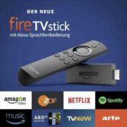 *TIPP* Amazon Fire TV Stick mit Alexa Sprachfernbedienung für 20€