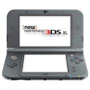 Amazon Tagesdeal - New Nintendo 3DS XL metallic schwarz für 169,00€ inkl. Versand (statt 195,29€)