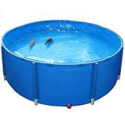 "AquaForte Faltbecken ""Quality Koivats"" (3 x 1 m)"