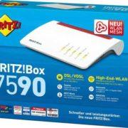 Preisfehler bei Conrad AVM FRITZ!Box 7590 für 0€
