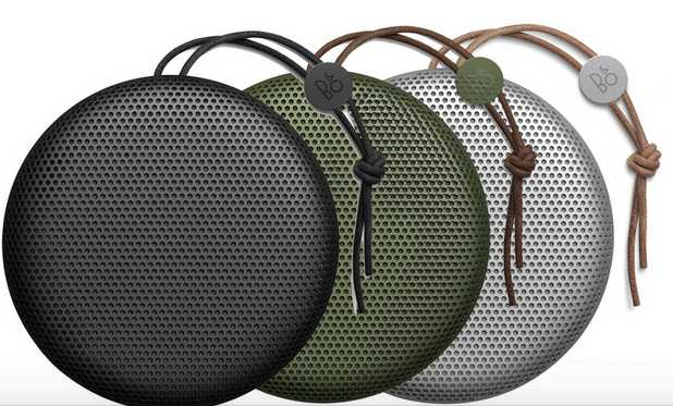 bang olufsen beoplay a1 bluetooth lautsprecher f r 152. Black Bedroom Furniture Sets. Home Design Ideas