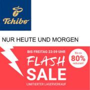 """Bei Tchibo großer """"Flash Sale"""" mit bis zu  80% Rabatt auf viele Tchibo Artikel - nur bis Freitag 23:59 Uhr"""