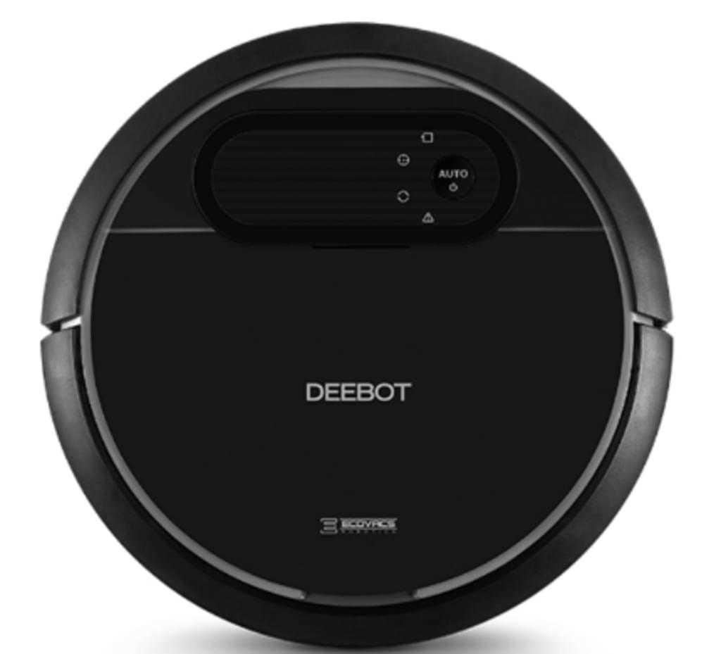 ecovacs deebot n78 roboter staubsauger 194 inkl versand. Black Bedroom Furniture Sets. Home Design Ideas
