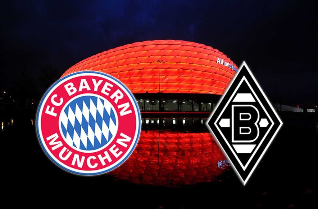 Fc Bayern München Gegen Borussia Mgladbach Live Und Kostenlos Auf
