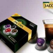 Gratis testen - Probierset: Jacobs Nespresso-Kaffeekapseln *neue Sorte*