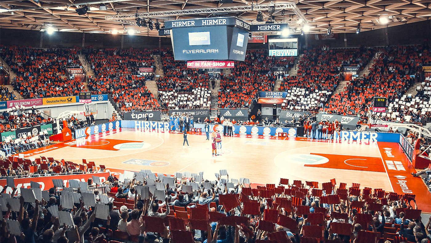 Gratis Tickets Für Den Basketball Eurocup Beim Fc Bayern München