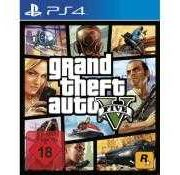 GTA 5 - Grand Theft Auto V [PlayStation 4] für 25€ (statt 37,99€)