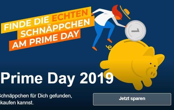 Info: Prime Day Übersicht bei Idealo  