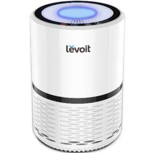 levoit air purifier luftreiniger ionisierer mit hepa filter auf f r 61 26. Black Bedroom Furniture Sets. Home Design Ideas