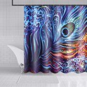 Lile Duschvorhang im Set für 5,99€