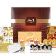 """Lindt Genießer-Kollektion """"Goldene Weihnachten"""" für 16,95€ (statt 29,95€)"""