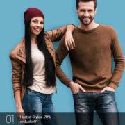 70% Rabatt + 10% Extra-Rabatt im Sale bei Designermode.com