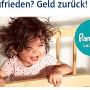 Pampers Baby Dry - Geld zurück-Garantie GZG bei DM