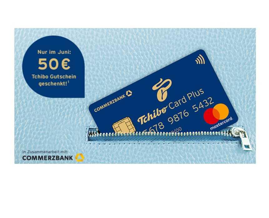 tchibocard plus kundenkarte und kostenlose kreditkarte in. Black Bedroom Furniture Sets. Home Design Ideas