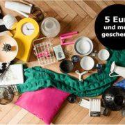 IKEA 5€ Rabatt für Wohnaccessoires