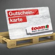 toom: 20€ Gutschein für Einkauf je 100€ - nur am 01.10.2021 (on- und offline)