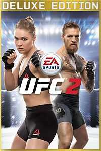 ufc 2 deluxe edition 60 rabatt playstation store. Black Bedroom Furniture Sets. Home Design Ideas
