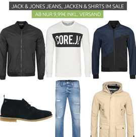 super popular 66204 501df Verschiedene Jack & Jones Klamotten reduziert z.B Jeans ...