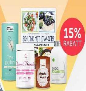 15% auf Low Carb Produkte bei Vitafy