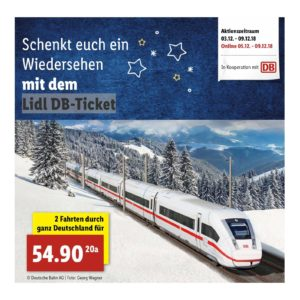 Lidl db ticket 2020