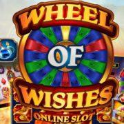 *TOP* Wheel of Wishes (bis zu 1000€ Bonus) + 100 Bonusspiele ON TOP für die erste Einzahlung